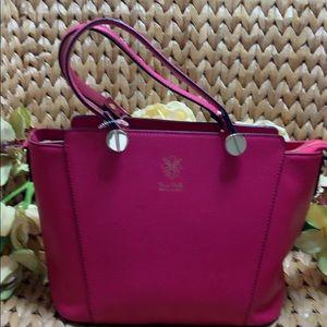 Vera Pelle woman handbag, purs